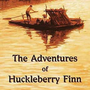 Adventures of Huckleberry Finn is listed (or ranked) 22 on the list The Best Books for Teens