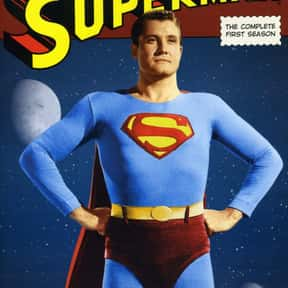 Adventures of Superman is listed (or ranked) 10 on the list The Greatest TV Shows of the 1950s