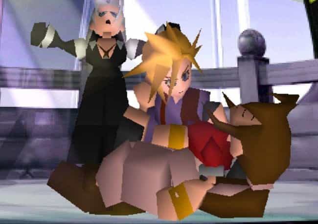 Aerith Gainsborough is listed (or ranked) 1 on the list The Most Memorable Video Game Deaths