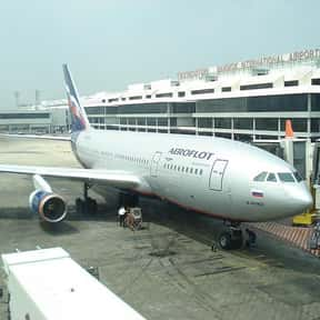 Aeroflot is listed (or ranked) 1 on the list List of Los Angeles International Airport Airlines