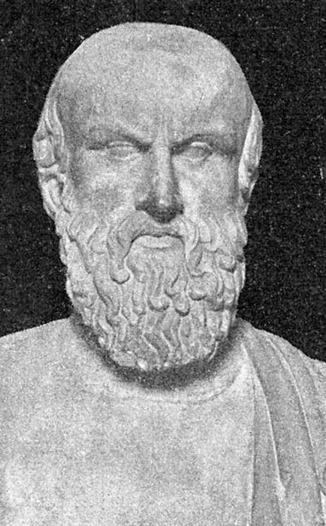 Aeschylus is listed (or ranked) 1 on the list The Most Bizarre Deaths in the Ancient World