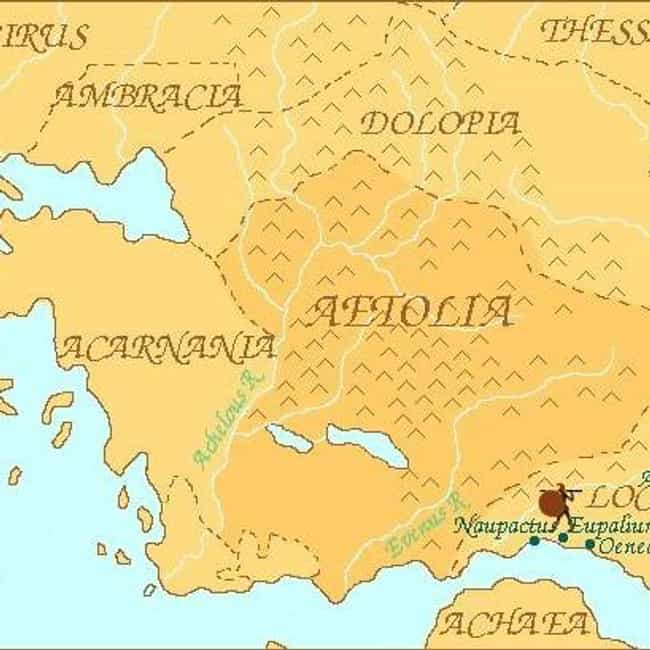 Aetolian campaign is listed (or ranked) 1 on the list List Of Peloponnesian War Battles