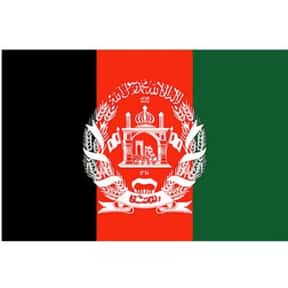 Afghanistan is listed (or ranked) 6 on the list The Most Corrupt Countries in the World
