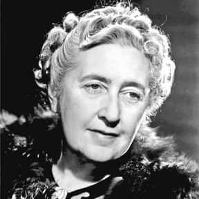 Agatha Christie is listed (or ranked) 1 on the list The Greatest Female Novelists Ever