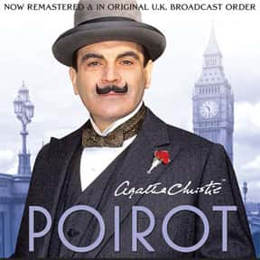 Agatha Christie's Poirot is listed (or ranked) 4 on the list The Best Movies Based on Agatha Christie Stories