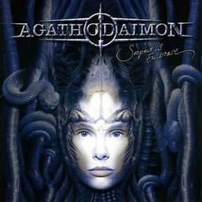 Agathodaimon is listed (or ranked) 4 on the list Nuclear Blast Complete Artist Roster
