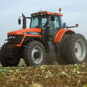 AGCO Tractors is listed (or ranked) 13 on the list Companies Founded in 2001