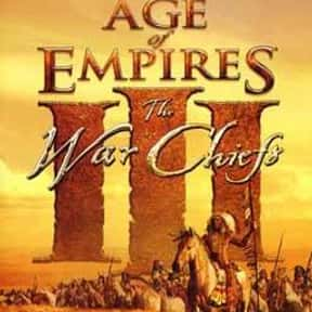 Age of Empires III: The WarChi is listed (or ranked) 11 on the list The Best Age Of Empires Games