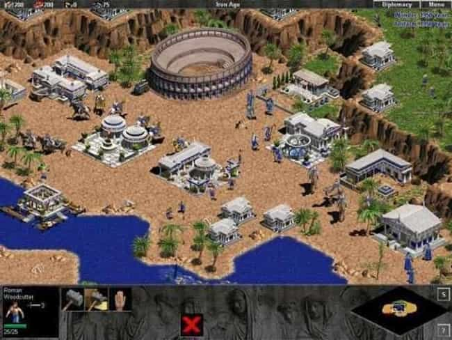 Age Of Empires Expansion The Rise Of Rome - …
