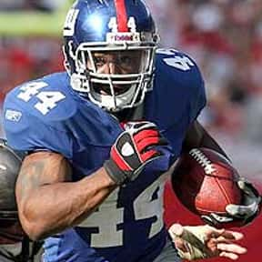 Ahmad Bradshaw is listed (or ranked) 23 on the list The Best NFL Running Backs of the 2010s