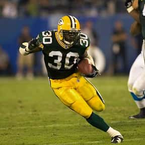 Ahman Green is listed (or ranked) 23 on the list The Best Green Bay Packers Of All Time