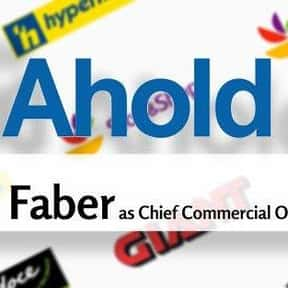 Ahold is listed (or ranked) 25 on the list List of Retail Companies