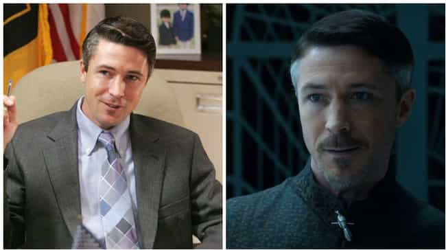 Aidan Gillen is listed (or ranked) 1 on the list The Best Things Cast Members of The Wire Have Done Since the Genius Show Ended