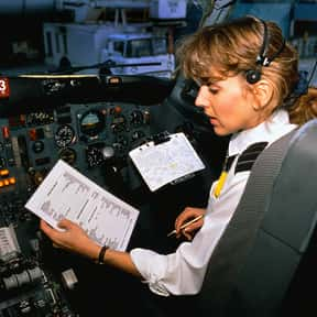 Airline Pilot is listed (or ranked) 24 on the list Fun Jobs That Pay Well