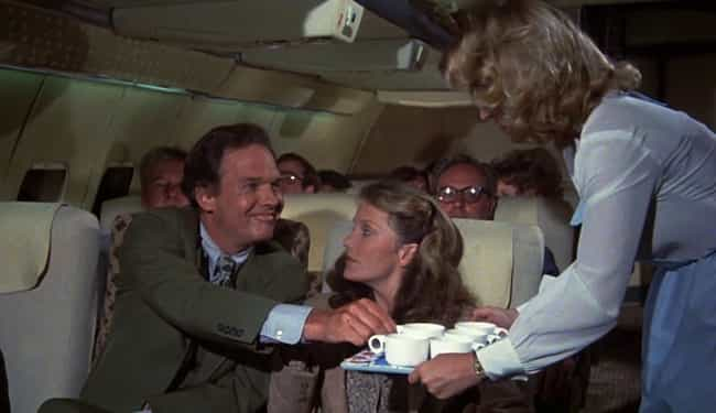 Airplane! is listed (or ranked) 4 on the list Super-Specific Topical Jokes In Movies That You Might Completely Miss Now