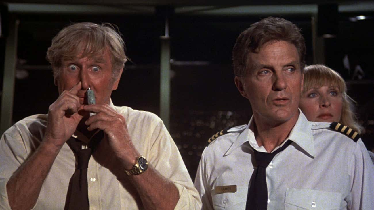 'Airplane!' - The Spoof Movie