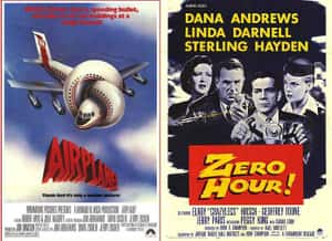 Airplane! is listed (or ranked) 3 on the list Parodies That Are Way More Popular Than The Thing They're Parodying