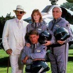 Airwolf is listed (or ranked) 1 on the list Donald Bellisario Shows and TV Series