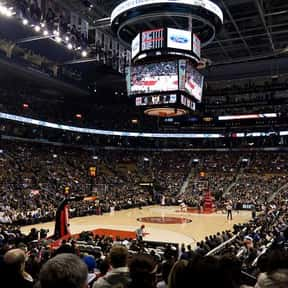 Scotiabank Arena is listed (or ranked) 4 on the list The Best NBA Arenas