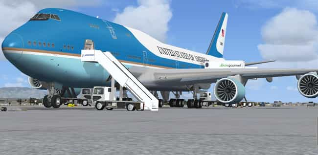 Air Force One is listed (or ranked) 1 on the list Boeing Airplanes and Aircrafts