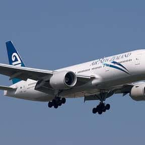 Air New Zealand is listed (or ranked) 8 on the list List of Los Angeles International Airport Airlines