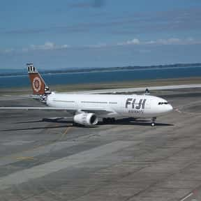 Fiji Airways is listed (or ranked) 11 on the list List of Melbourne Airport Airlines