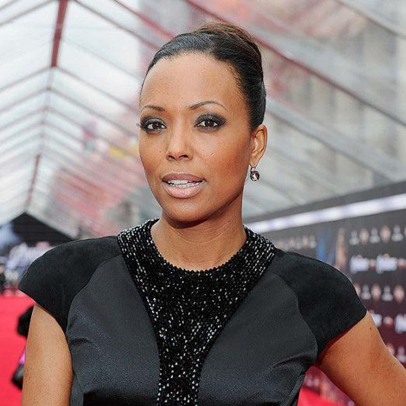 Aisha Tyler is listed (or ranked) 3 on the list Famous People Born in 1970