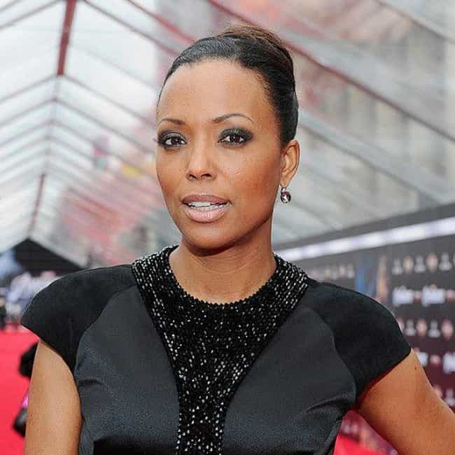 Aisha Tyler is listed (or ranked) 4 on the list Hottest Pokers