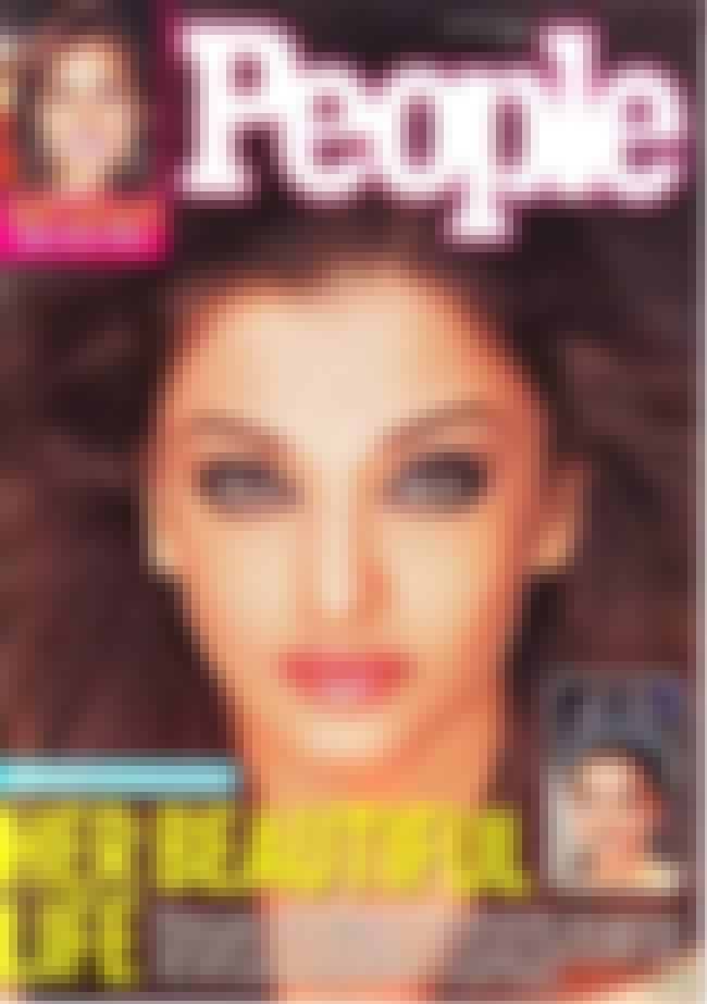 Aishwarya Rai Bachchan is listed (or ranked) 3 on the list The Best People Magazine Covers