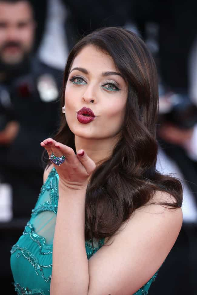 Aishwarya Rai Bachchan is listed (or ranked) 1 on the list Famous People Born in 1973