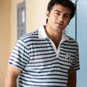 Ajith Kumar is listed (or ranked) 15 on the list Famous Film Actors From Andhra Pradesh