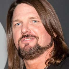A.J. Styles is listed (or ranked) 1 on the list The Best Wrestlers Over 40 Still Wrestling
