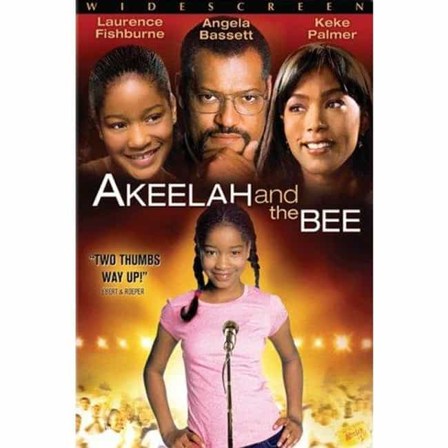 Akeelah and the Bee is listed (or ranked) 1 on the list The Most Inspiring Movie / Film / Animation for the Black Child