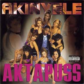 Akinyele is listed (or ranked) 17 on the list Interscope Records Complete Artist Roster