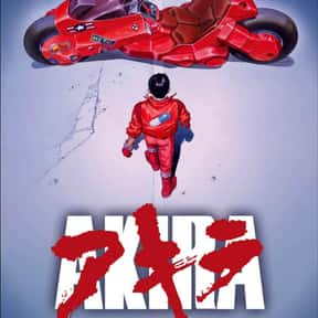 Akira is listed (or ranked) 23 on the list Entertainment Weekly's Top 50 Cult Movies