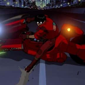 Akira is listed (or ranked) 2 on the list The Greatest Animated Sci Fi Movies