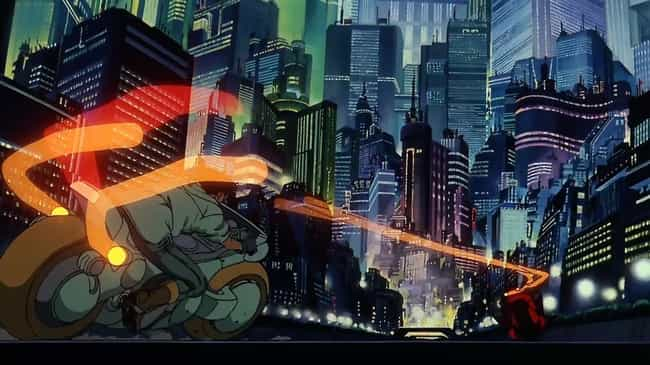 Akira is listed (or ranked) 2 on the list 16 Random Facts About Anime That Might Just Blow Your Mind