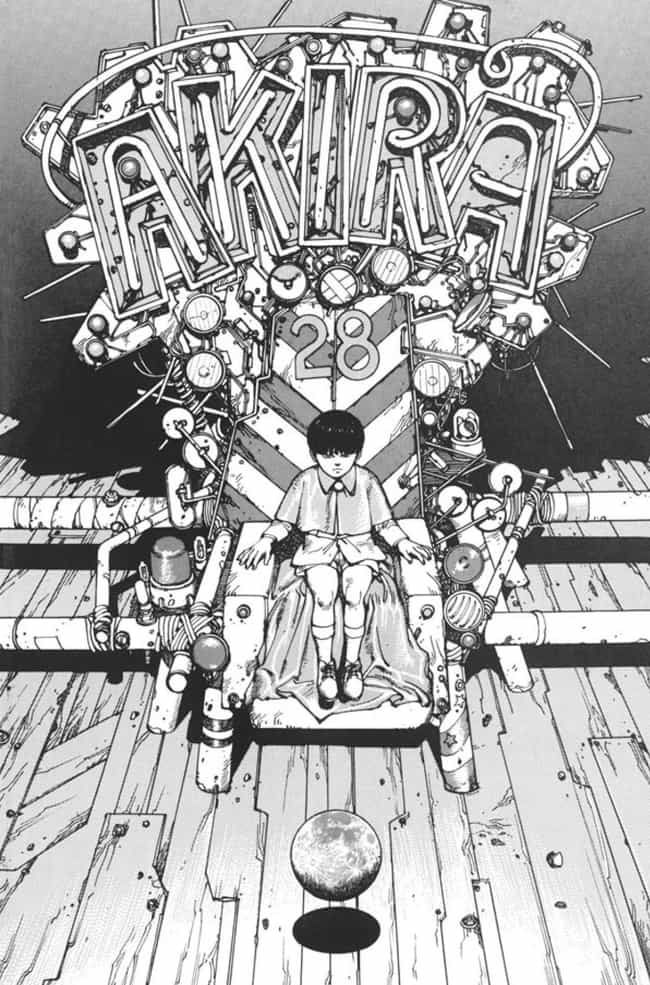Akira is listed (or ranked) 4 on the list 14 Things You Don't Know About Akira If You Never Read The Manga