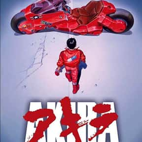 Akira is listed (or ranked) 2 on the list The Best R-Rated Japanese Movies