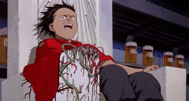 Akira is listed (or ranked) 7 on the list 20 Old School Anime That Still Hold Up Today