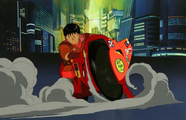 Akira is listed (or ranked) 8 on the list The 15 Best Japanese Animated Films That Aren't Studio Ghibli