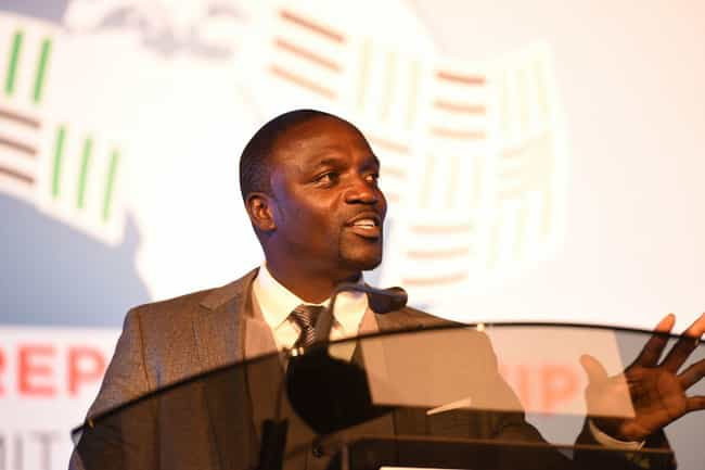 Akon is listed (or ranked) 4 on the list Every Celebrity You Didn't Know Is Muslim