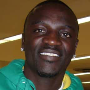 """Akon"" - Aliaune Damal is listed (or ranked) 16 on the list Famous People with Long Names"