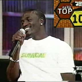 Akon is listed (or ranked) 14 on the list Famous People From Missouri