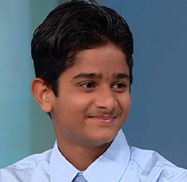 Akrit Jaswal is listed (or ranked) 1 on the list 20 Impressive Things Accomplished by Kids Under 10