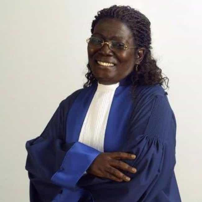 Akua Kuenyehia is listed (or ranked) 2 on the list Famous Lawyers from Ghana