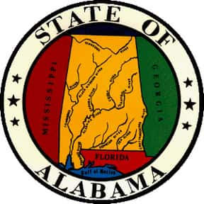 Alabama is listed (or ranked) 7 on the list The Worst Places to Live in The U.S.