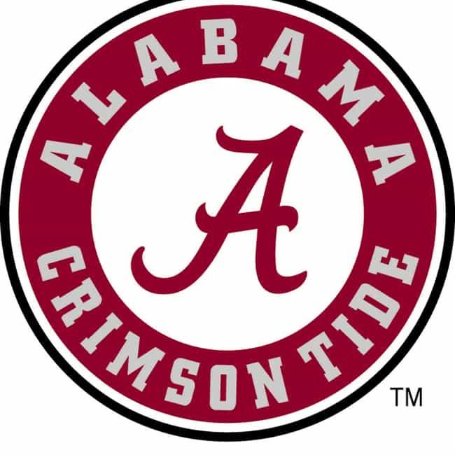 Alabama Crimson Tide Football is listed (or ranked) 1 on the list The Best SEC Football Teams