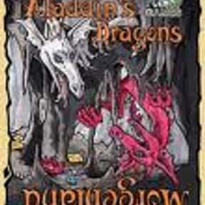 Aladdin's Dragons is listed (or ranked) 14 on the list List of Board Games