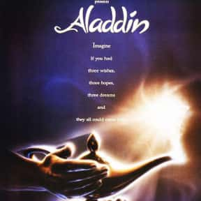 Aladdin is listed (or ranked) 11 on the list The Best Movies for 10-Year-Old Kids